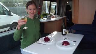 Salad + Wine   by thedailyenglishshow