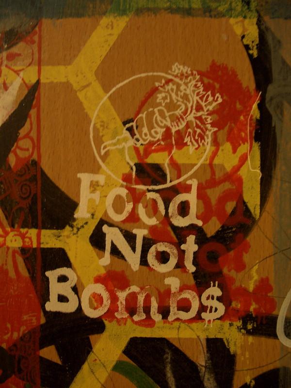 Berlin X Underground - 2008 - Food Not Bombs *