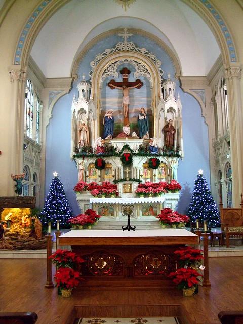 St. Alphonsus Catholic Church, Wheeling, WV