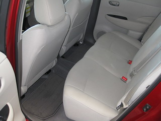 2011 Nissan Leaf | by chrishammond
