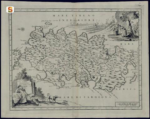 Immagini Della Cartina Geografica Della Sardegna.Antica Carta Geografica Della Sardegna Mondo Del Gusto Flickr