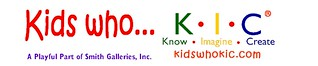 Kids Who KIC Logo | by Smith Galleries