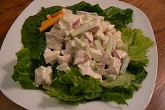 Curry Apple Chicken Salad Jane