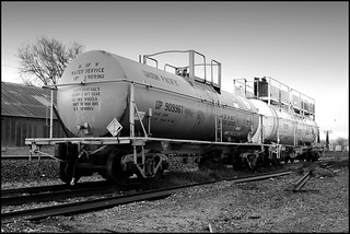 Railroad Water