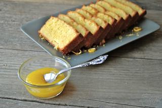 Lemon Curd & Lemon Pound Cake   by {every}nothing wonderful