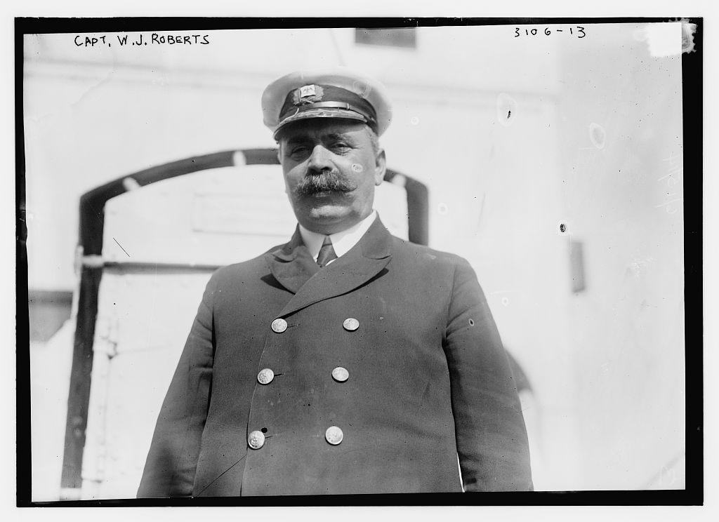 Capt. W.J. Roberts  (LOC)