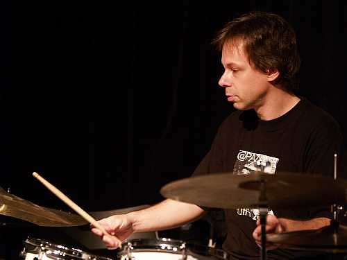 Lukas Ligeti @ The Stone, NY | by Burkina Electric