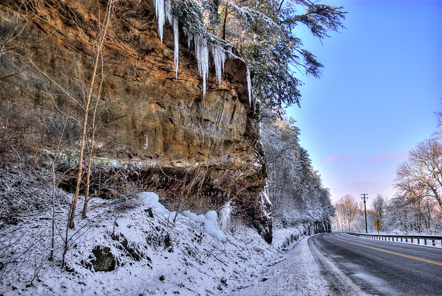 Livingston Highway (US 52), Jamestown, TN