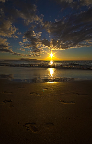 ocean travel sunset beach outside hawaii maui hi hdr impressedbeauty flickraward mygearandme mygearandmepremium mygearandmebronze ringexcellence dblringexcellence