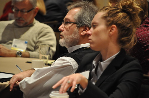 Michigan Local Government Management Association Members Listen to Doug Rothwell