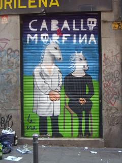 caballo & morfina