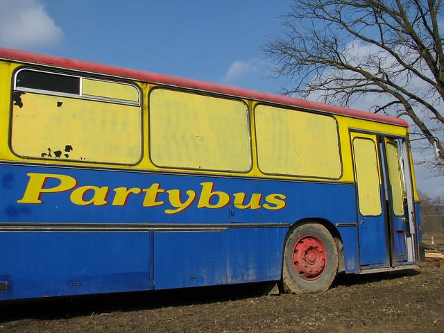 Partybus - Leitersdorf - Austria