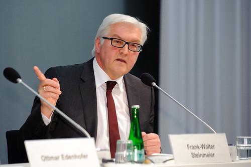 Dr. Frank-Walter Steinmeier, Fraktionsvorsitzender SPD | by boellstiftung