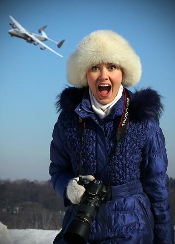 Crazy Photographer | by Dmitry Terekhov
