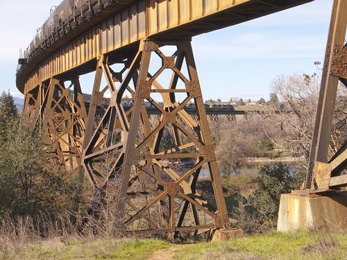 Sacramento River High Bridge, Redding