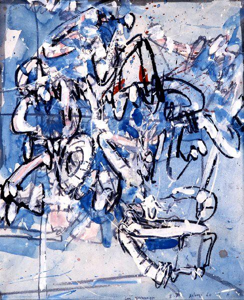 Adami, Valerio (1935- ) - More Characters (Gallerie di Palazzo Leoni Montanari, Venice, Italy)