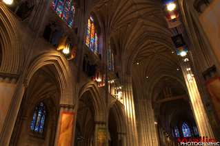 Cathedral Interior 1/4 HDR | by Wallin Photographic