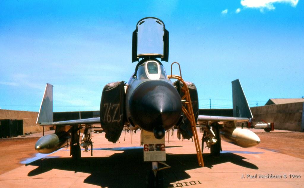 F-4 Phantom DaNang Oct66