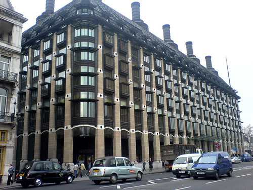 Portcullis House   Loosely based on the symbol of the ...