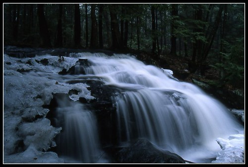 topv111 waterfall newhampshire nh velvia milford tuckersbrookfalls spselection nh07calendarmarch nh07calendar