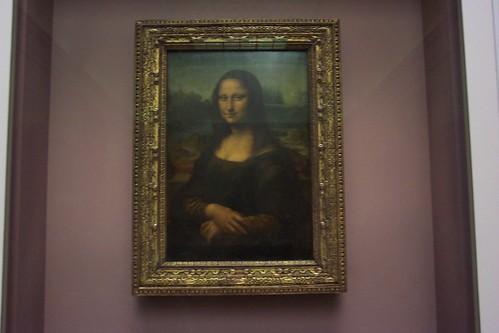 Mona Lisa   by laser2k