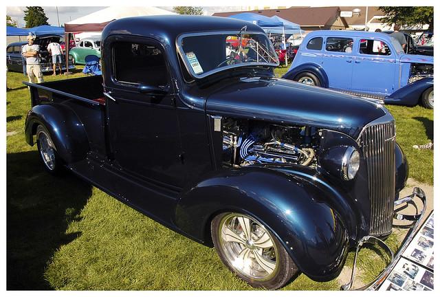 1937 Chevy pu