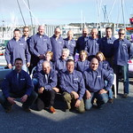 Spirit of Sark team