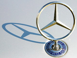 Mercedes Benz | by Leonid Mamchenkov