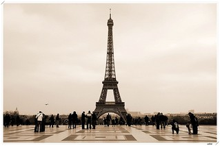 Eiffel Tower | by flyone
