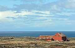 Red Barn | by mezzoblue