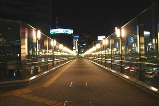 pedestrian bridge   by OiMax