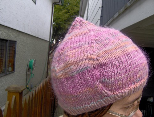 pink onion hat | by cosymakes