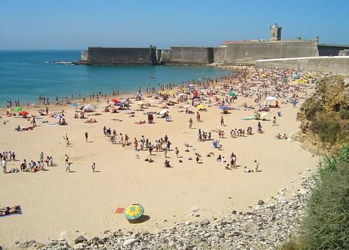 Praia da Torre - Portugal   by Portuguese_eyes