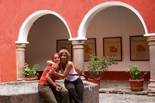 Anita y Licha