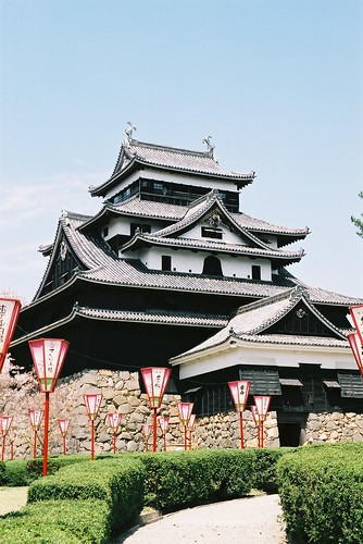 matsue castle | by kate nev