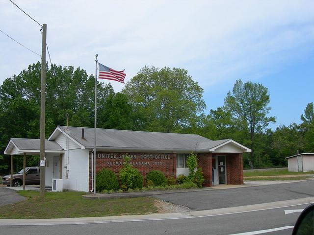 Delmar, Alabama 35551