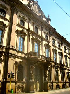 palazzo litta, facade | by antmoose