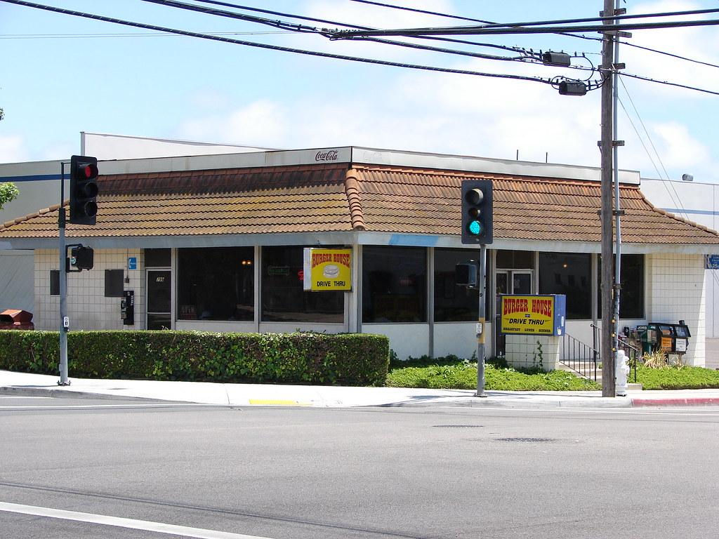 Burger House, Costa Mesa, California