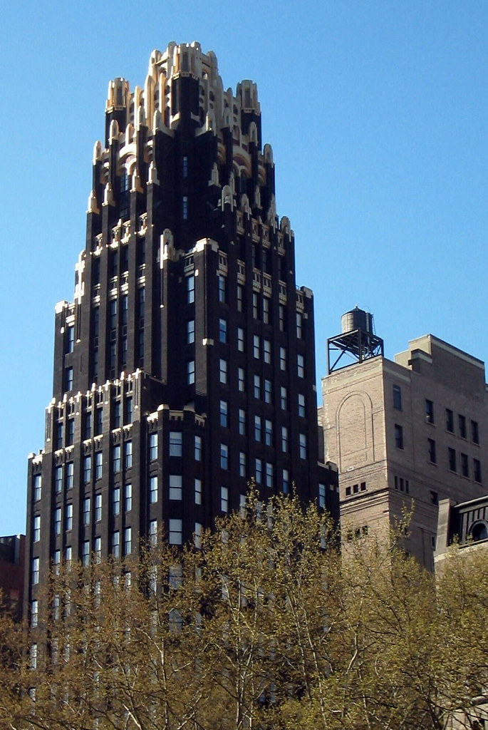 Nyc American Standard Building The American Standard