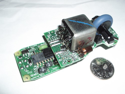 Gryation Air Mouse internals | by todbot