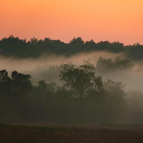 sunset mist landscape nc northcarolina powerlines chapelhill fz30 aswpix