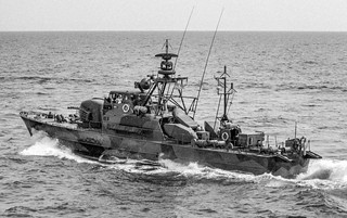 Hugin-class guided-missile patrol boat | by f0rbe5