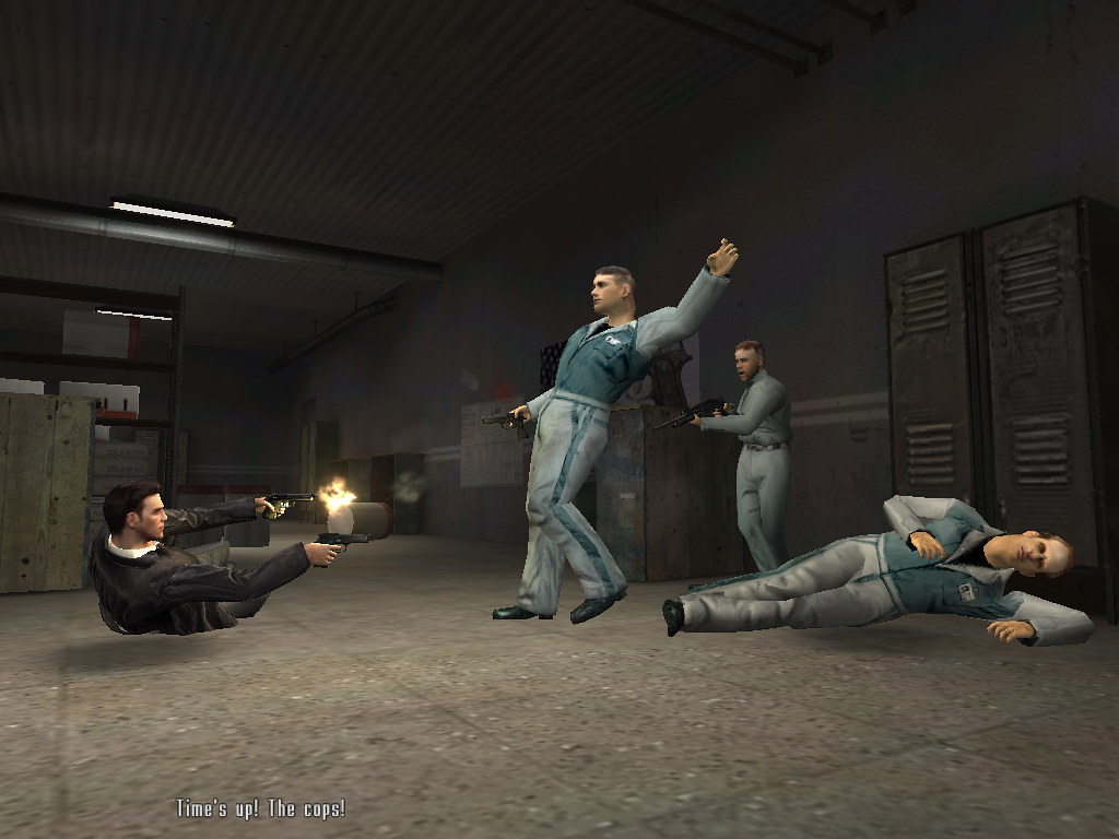 Max Payne 2 The Fall Of Max Payne Having The Ability To G Flickr