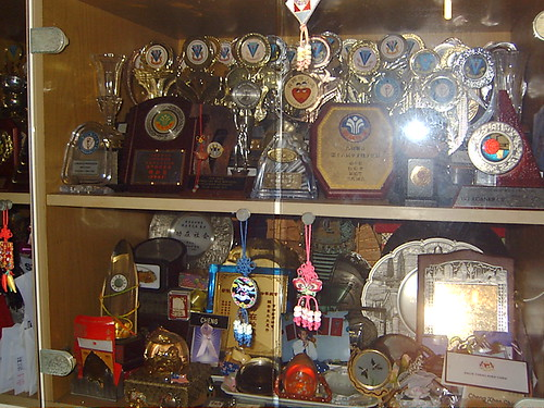 Medals and trophies | by CLF