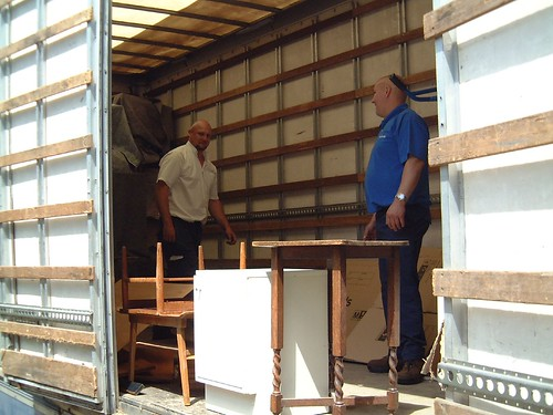 Pickfords @ Crowther loading | by Church Mission Society (CMS)