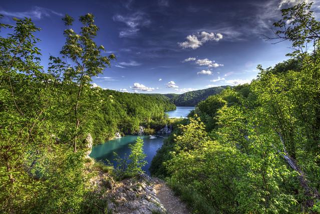 Nationalpark Plitvicer Seen - Croatia