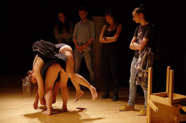Maud Lannen and Julie Moosburg - Psychotic Ballet
