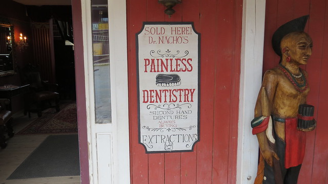Do you have a toothache?
