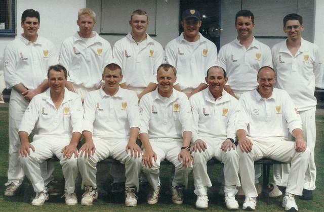 Steeton 1st XI 1999