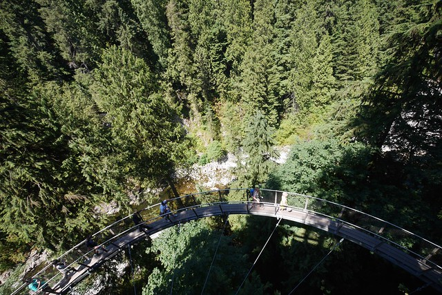 日, 2015-07-19 16:23 - Capilano Suspension Bridge Park